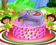 Dora Sırt Çantası Kek