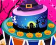 Halloween Özel Kek Dekoru